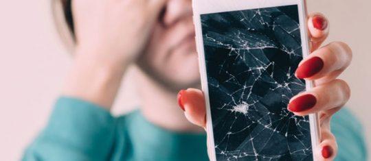 vol ou de la casse de son téléphone mobile