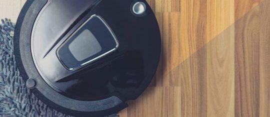 Robots aspirateurs ménagers