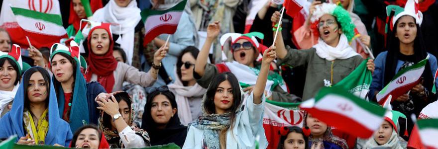 libertés des femmes en Iran